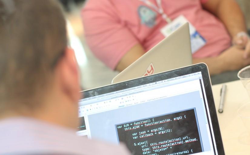 Вакансия front-end разработчика на JavaScript
