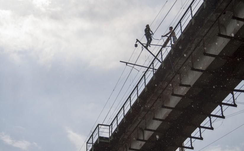 Мой первый прыжок с веревкой: как это было